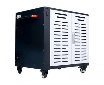 AC60平板电脑充电车生产制作
